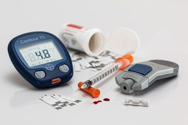 what causes diabetes